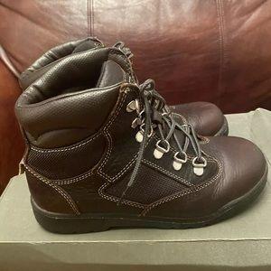 Kids Timberland Field Boots